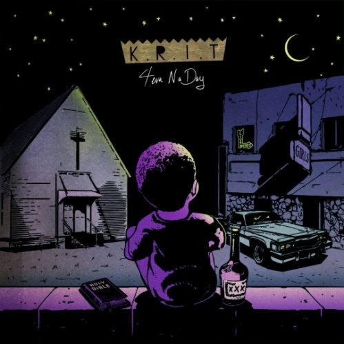 "I Have Big K.R.I.T.'s ""4Eva N A Day"" Mixtape on Repeat - You Should Too 10"