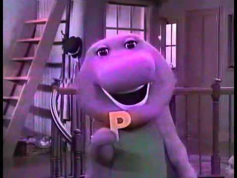 Barney The Dinosaur x A$AP Rocky 1