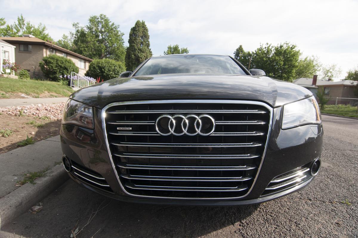 2012 Audi A8L Review -- Review 4