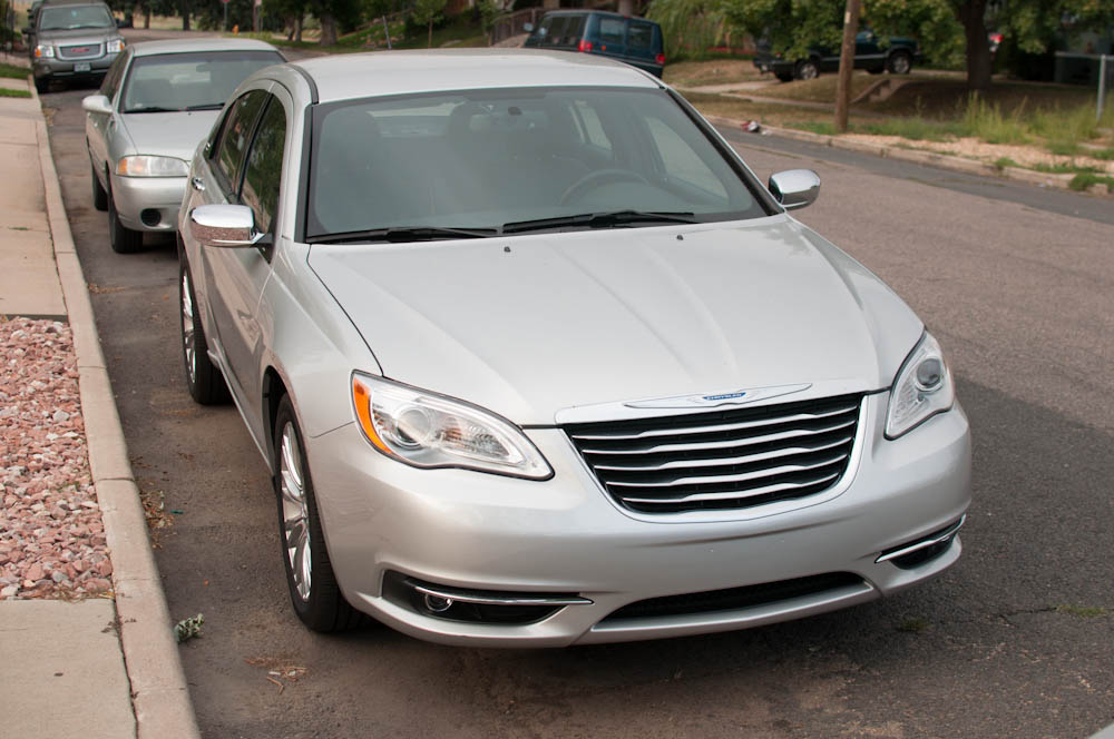 Chrysler 200 Limited Review -- Review 5