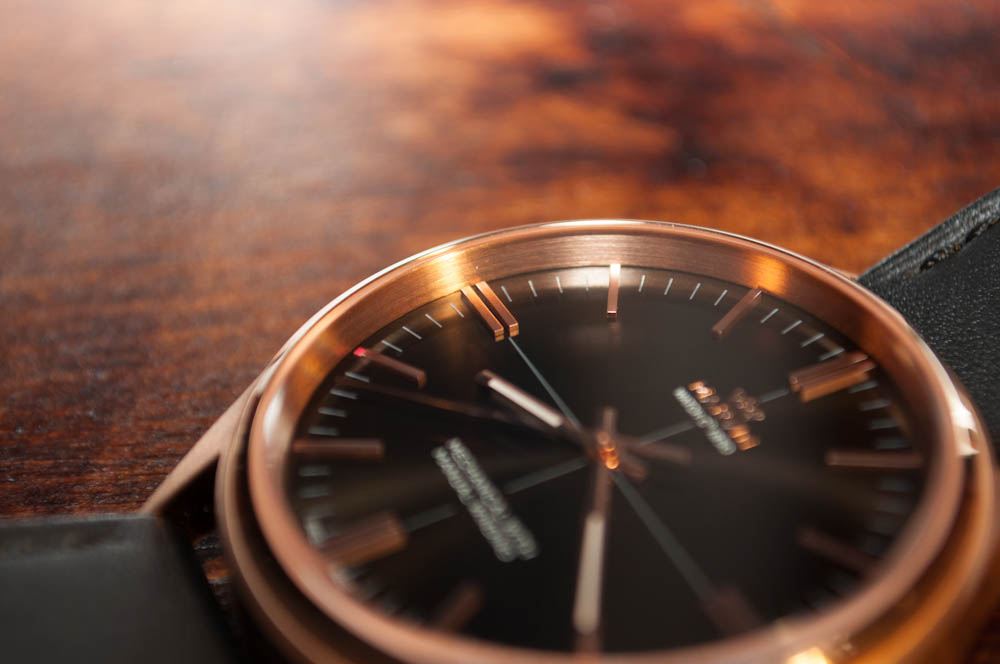 Marvin Watch Co° M112 & M113   Review 6