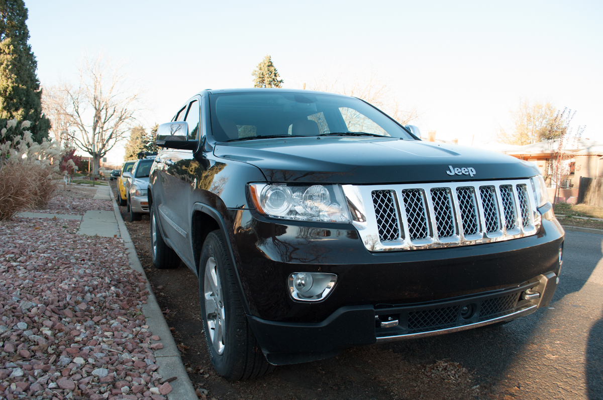 Jeep Grand Cherokee Overland Review    Review