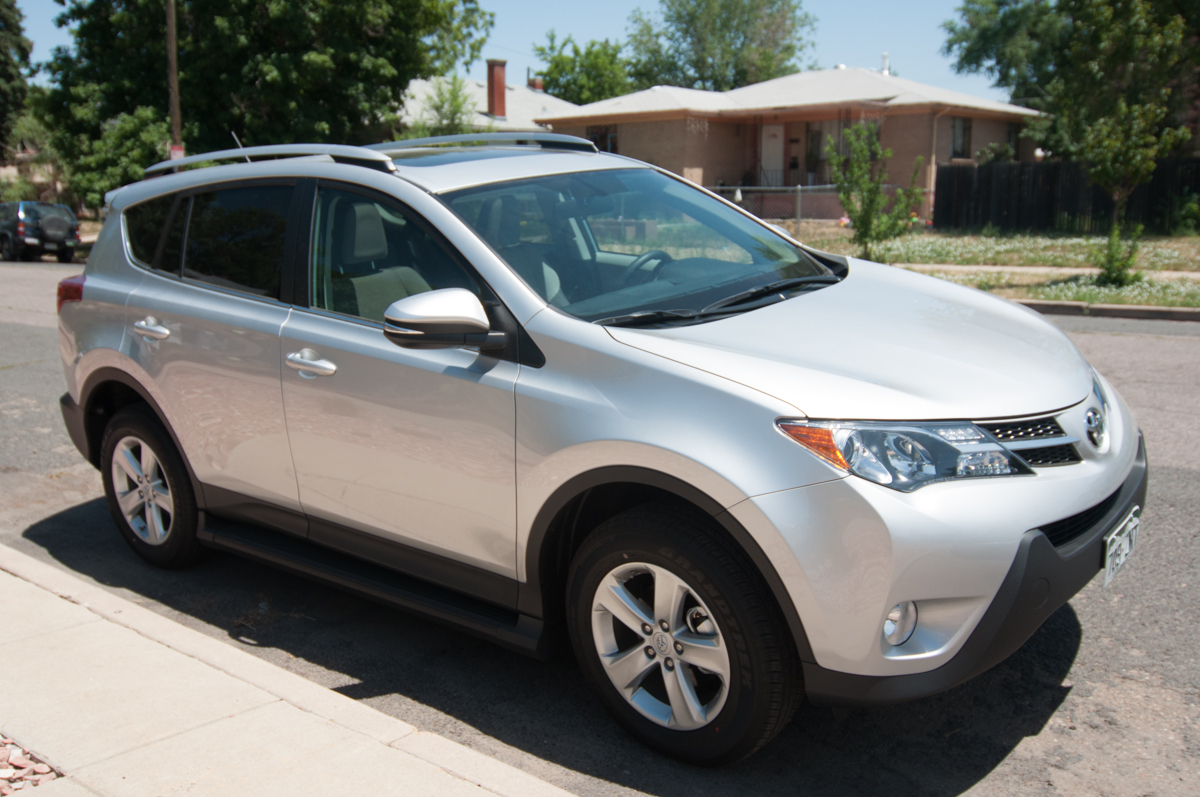 Toyota RAV4 XLE Review -- Review 13