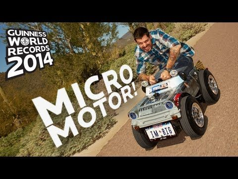 The World's Smallest Street Legal Car 3