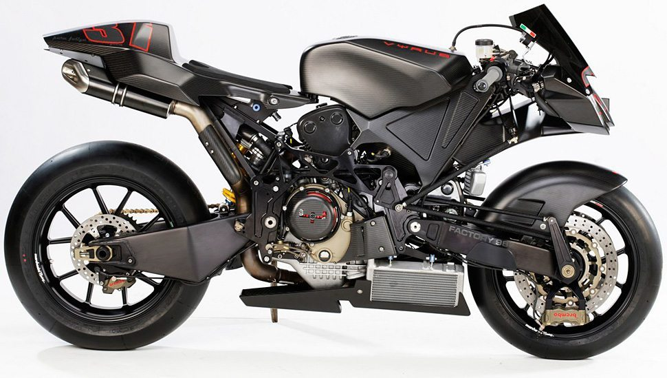 Vyrus 987 C3 4V // One Fast Bike 1