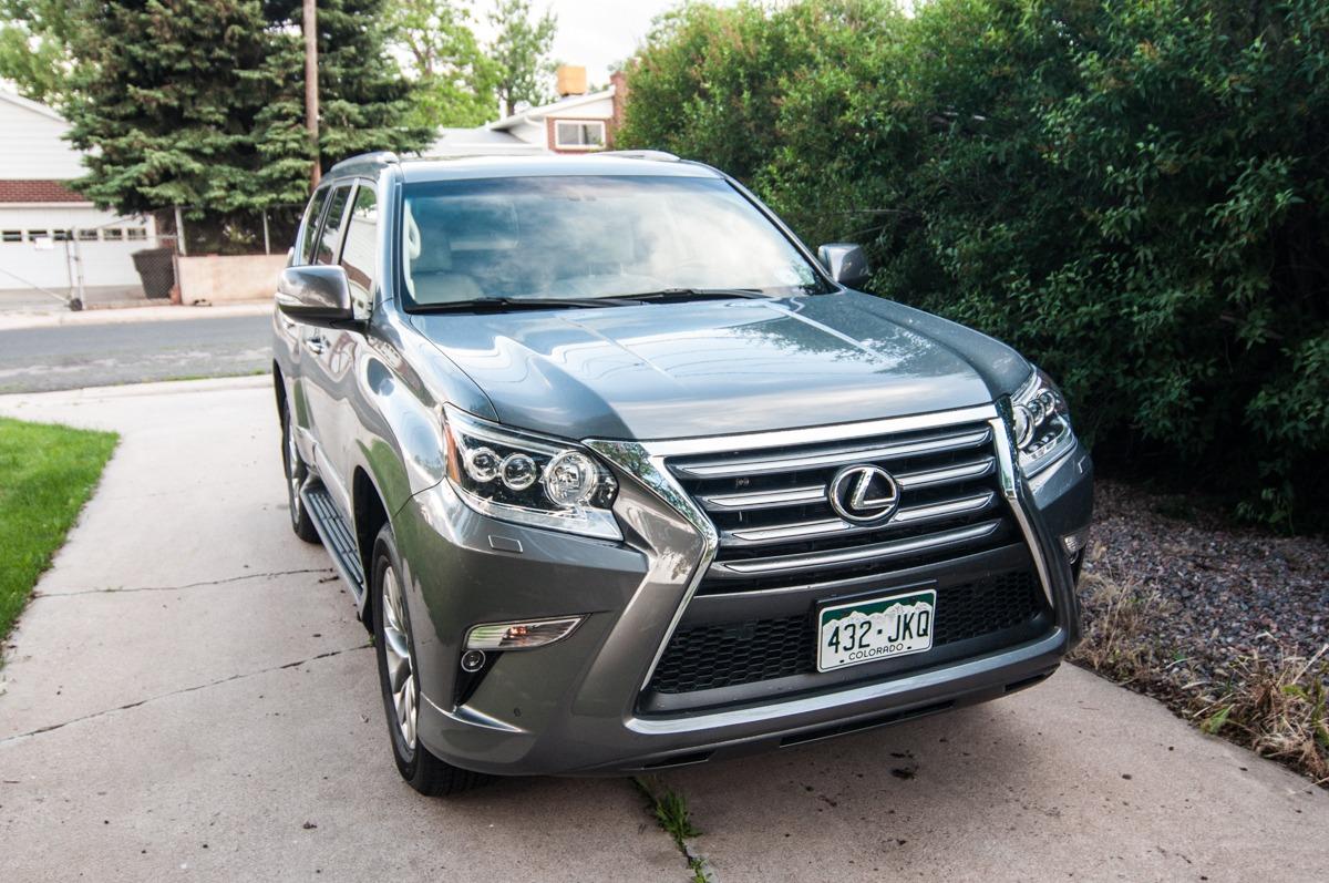 2014 Lexus GX460 -- Review 5