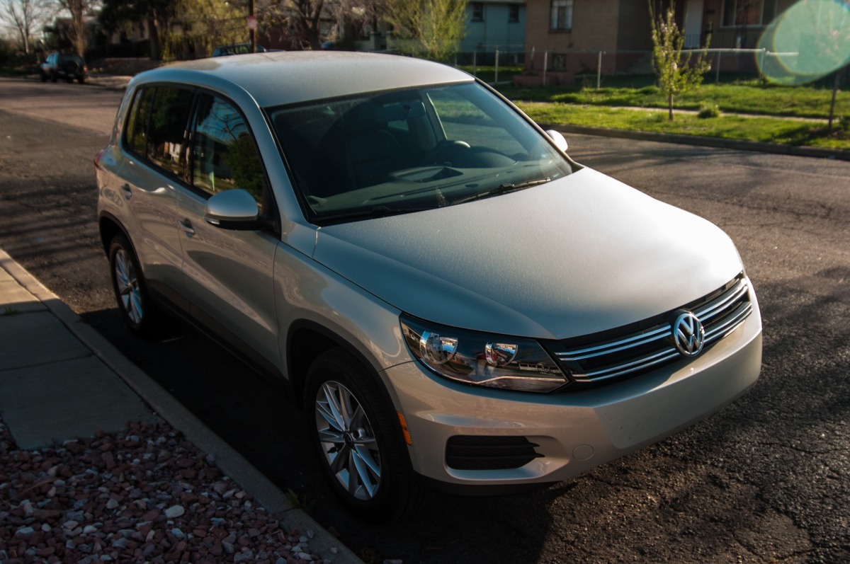 2014 Volkswagen Tiguan SE 4Motion -- Review 9
