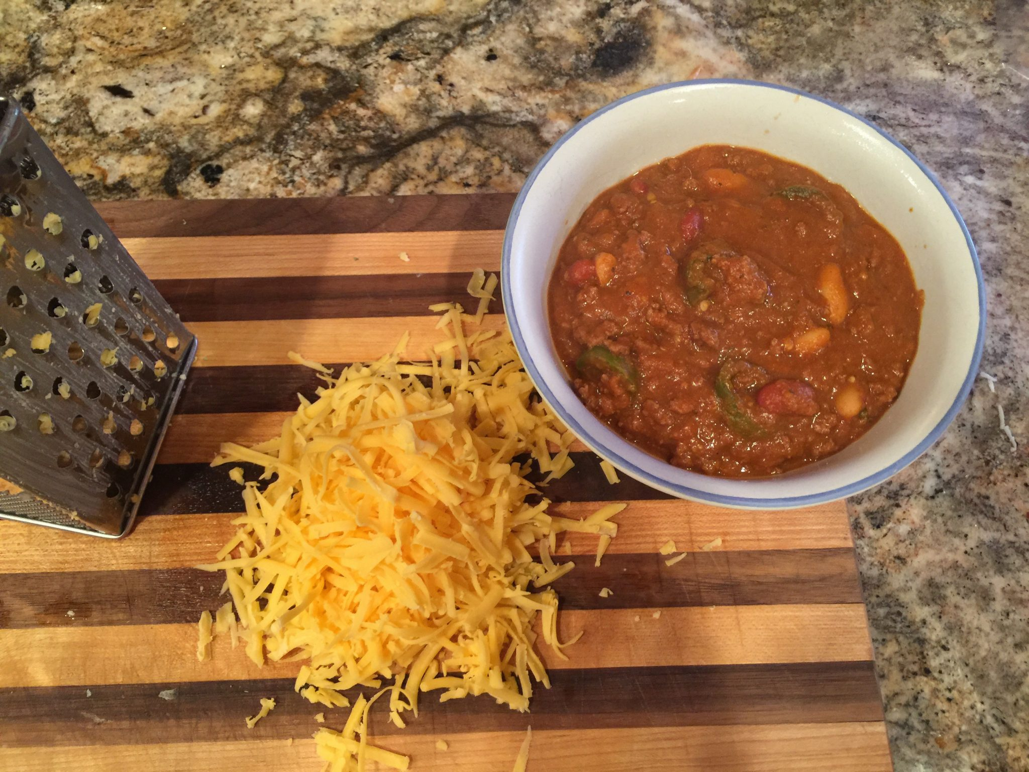Spicy Jalapeño Crock Pot Chili