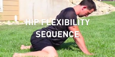 A Great 8 Stretch Hip Mobility Routine to Do Daily