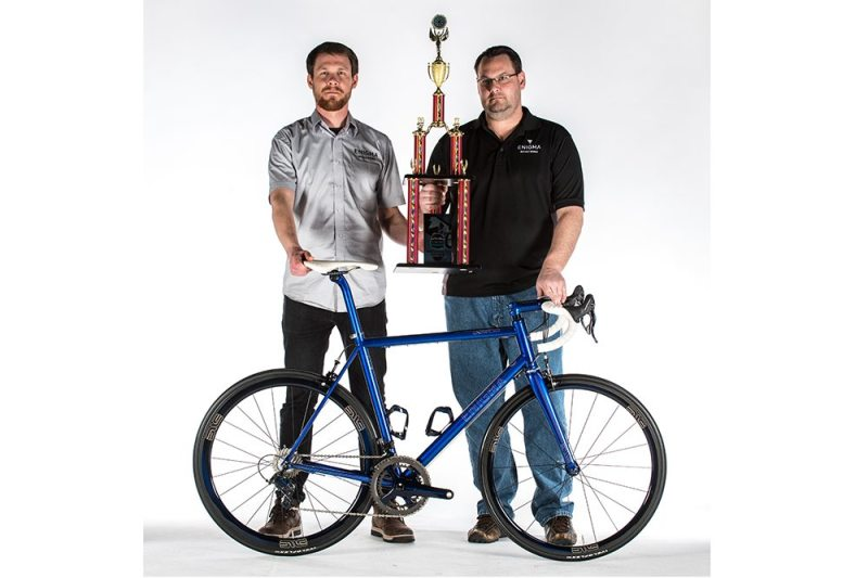 President's Choice: Enigma Bicycles