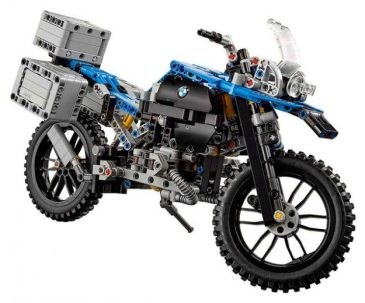 LEGO Technic BMW R 1200 GS 3