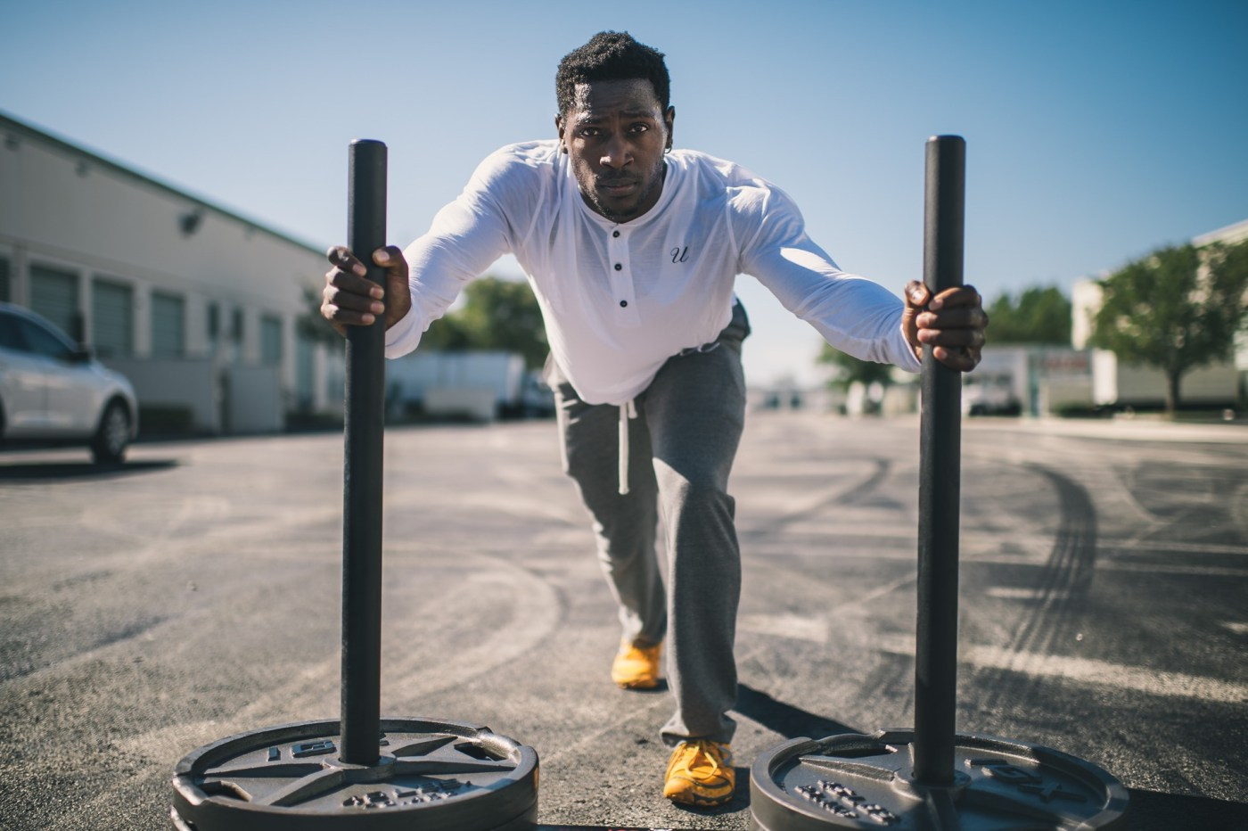 5 Reasons Why You're Not Making Gains In The Gym 3