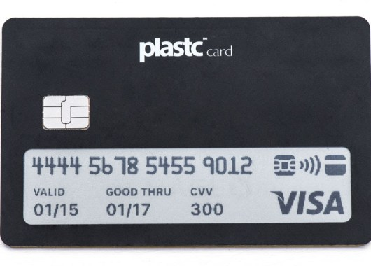 Plastc the $9 Million Disappearing Credit Card
