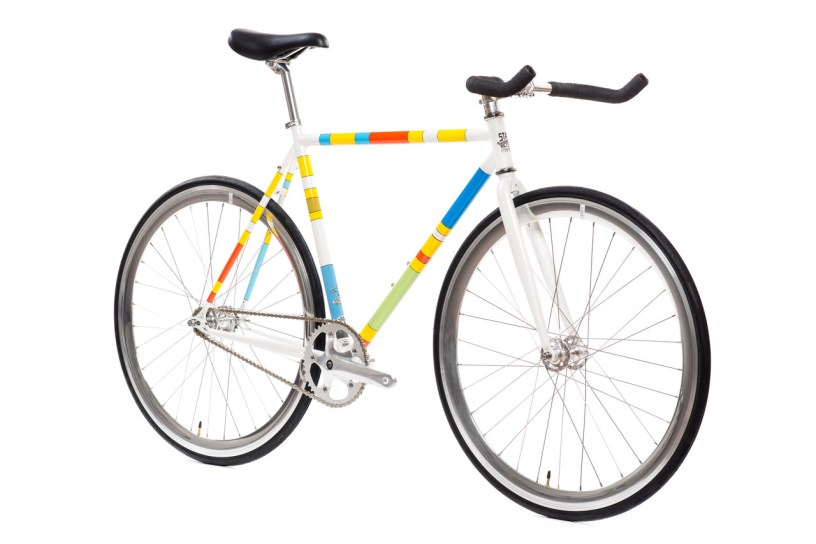 The Simpsons X State Bicycle Co. Bike