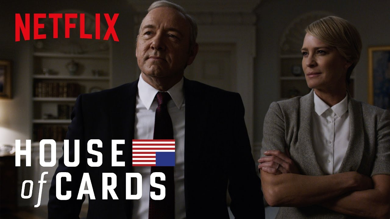 House of Cards Season 5 Trailer
