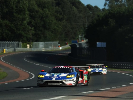 Le Mans Racing is Everything