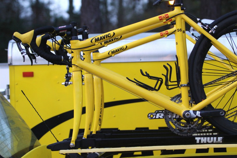 Mavic Neutral Support Bike – The Bike Tour Riders Don't Want to Ride