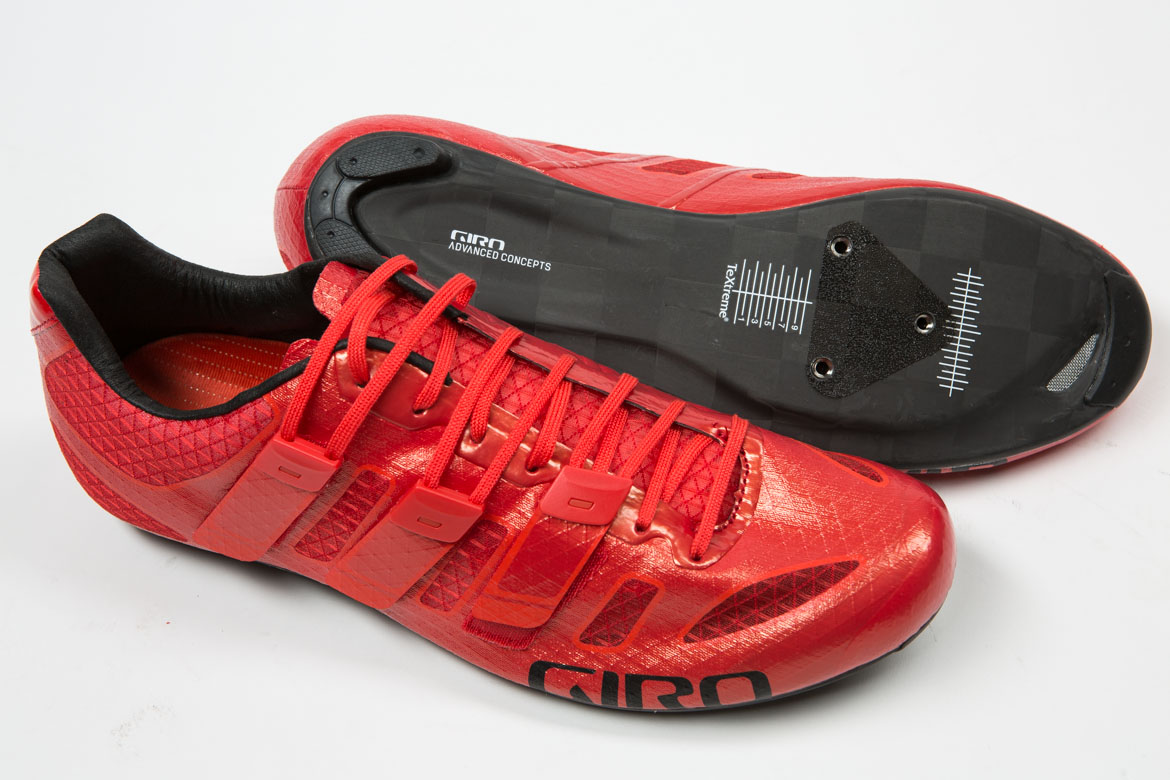 Giro Just Released Its Lightest Road Cycling Shoe Yet 7