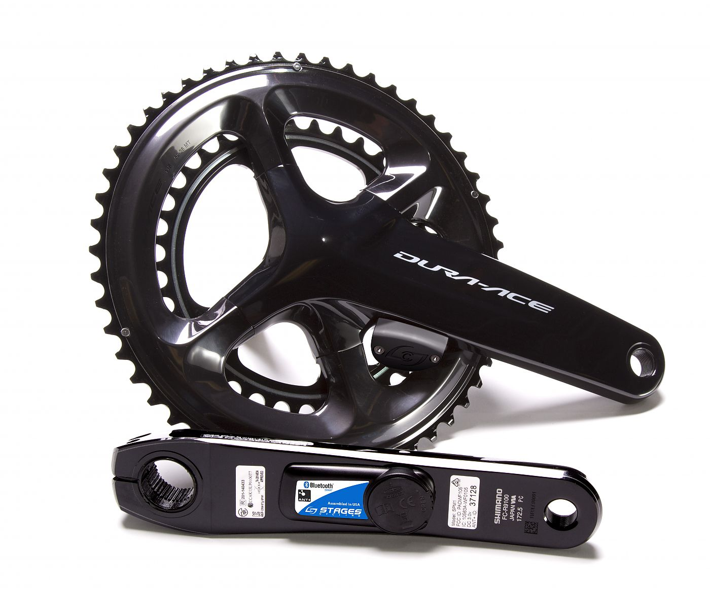 Stages LR Dual-Sided Power Meter 2