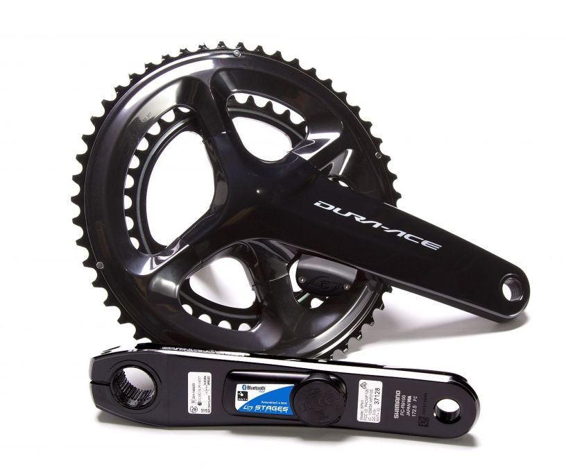Stages LR Dual-Sided Power Meter