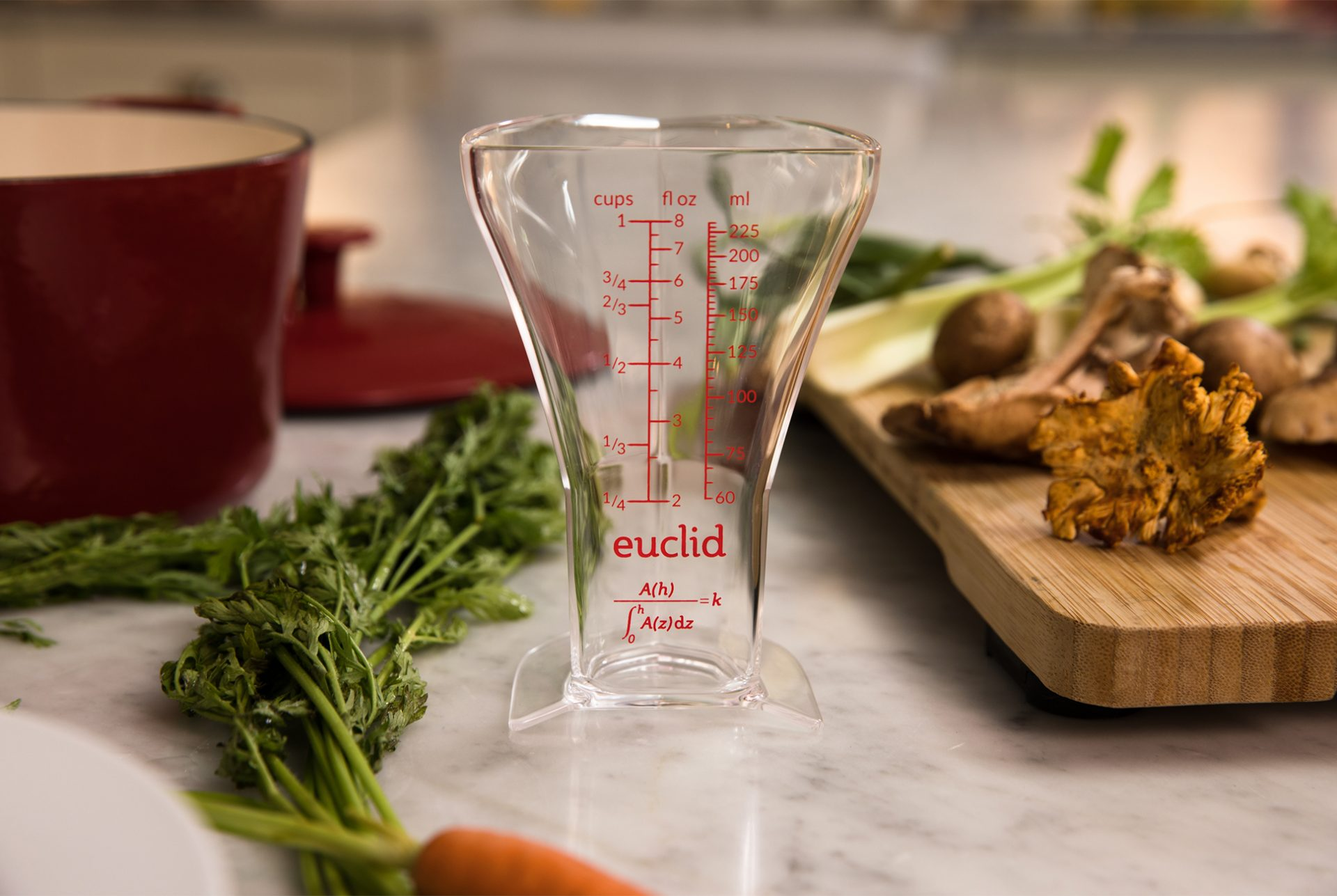 Euclid is a More Accurate Measuring Cup 10