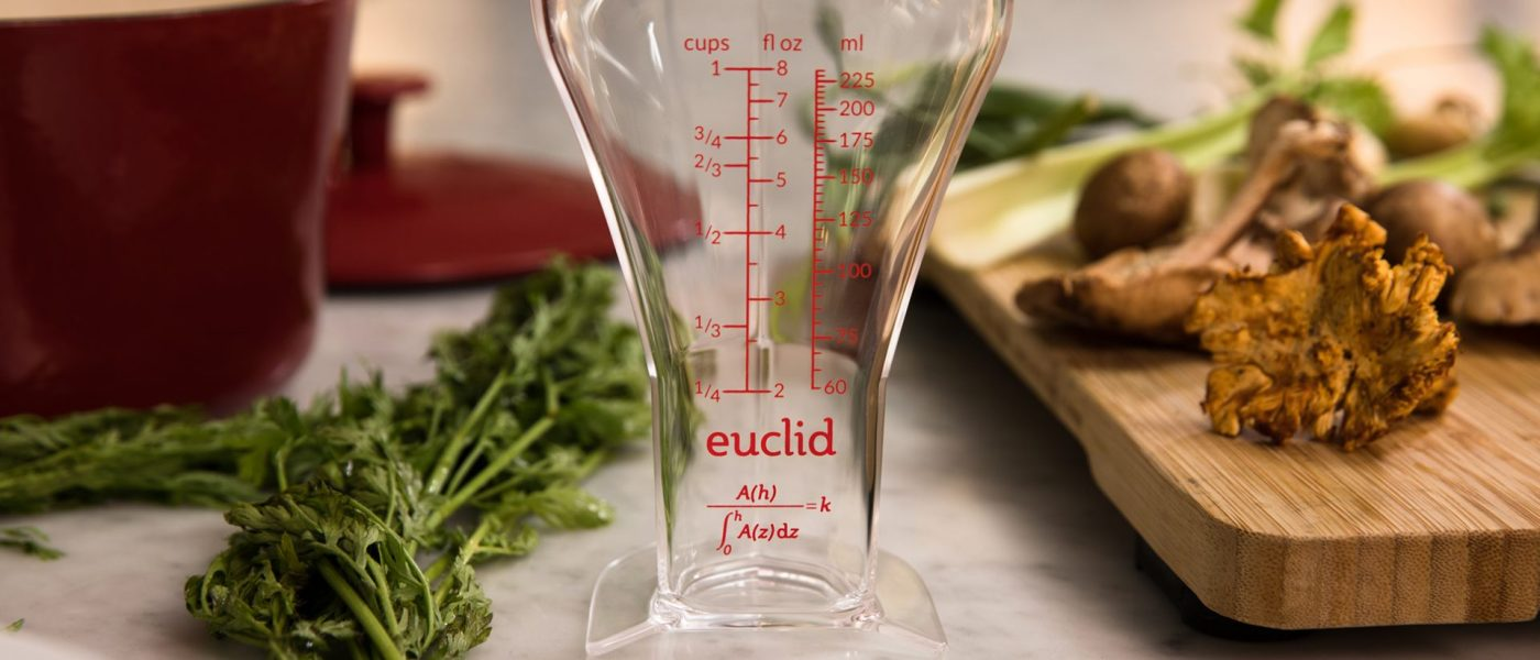 Euclid is a More Accurate Measuring Cup 1