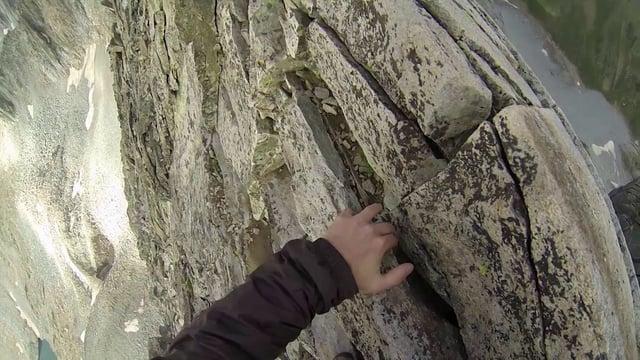 Here's How Sharp Capitol Peak's Knife Edge Really Is 1