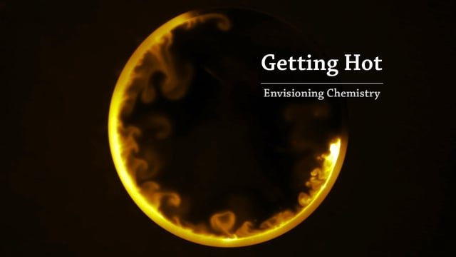 Envisioning Chemistry, 4K Video Capturing the Beauty of Chemical Chain Reactions 16