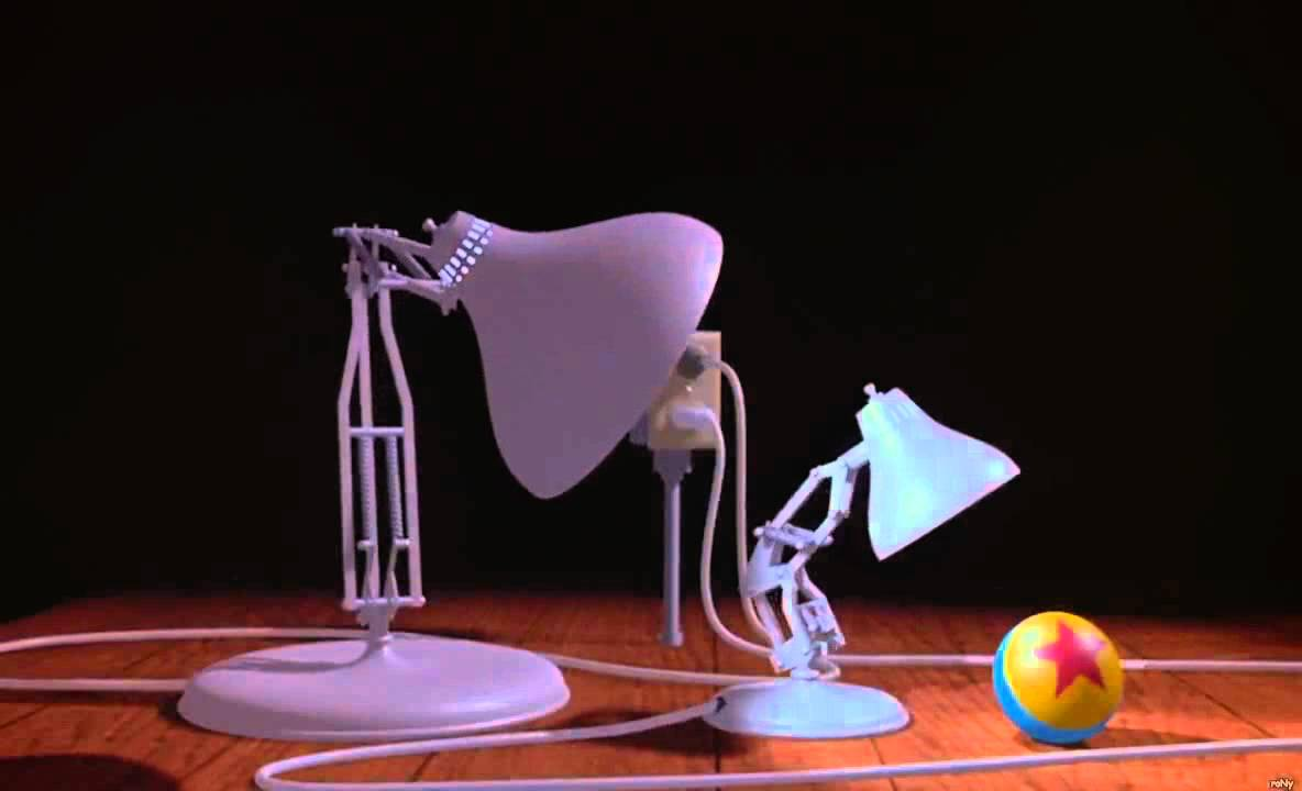 Recommended Reading: This little light: On fathers, sons and that little lamp in the Pixar logo 2