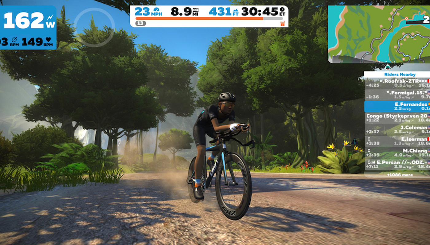 Zwift Gets a New Mayan Jungle Course Expansion 9