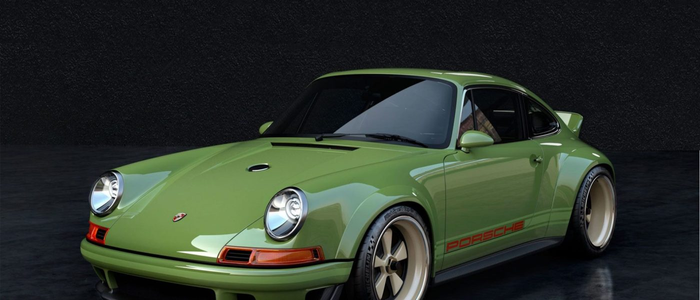 Singer and Williams F1's Reimagined 911 is the Perfect Porsche 1