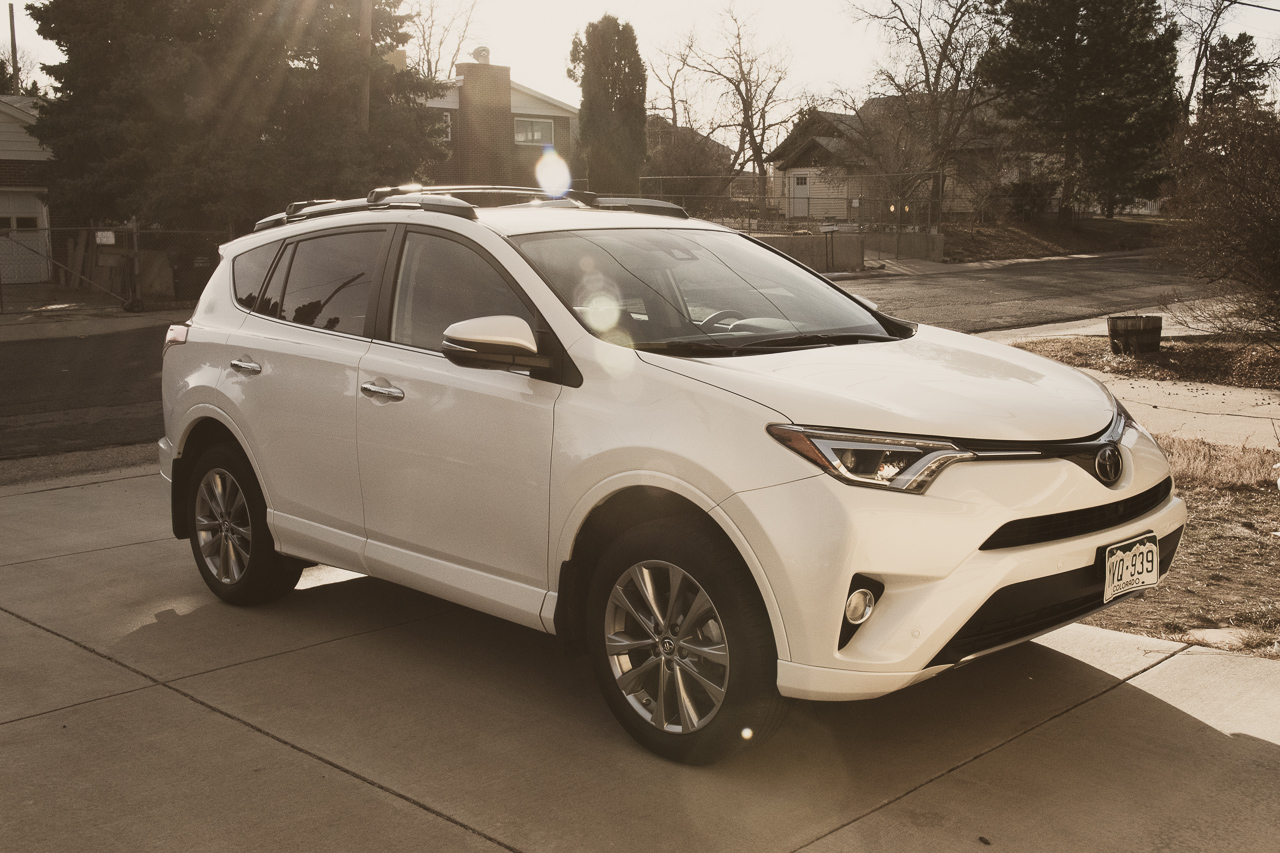 2017 Toyota Rav4 Platinum Review 13