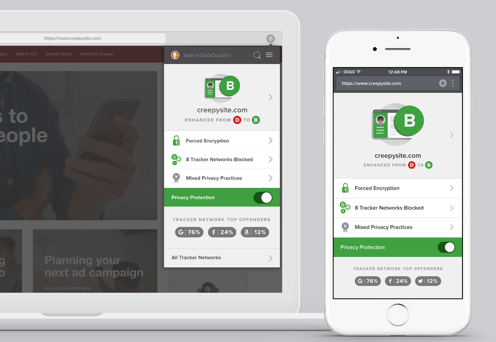 DuckDuckGo's New Privacy Tools Help Keep You Safe Around the Web 13