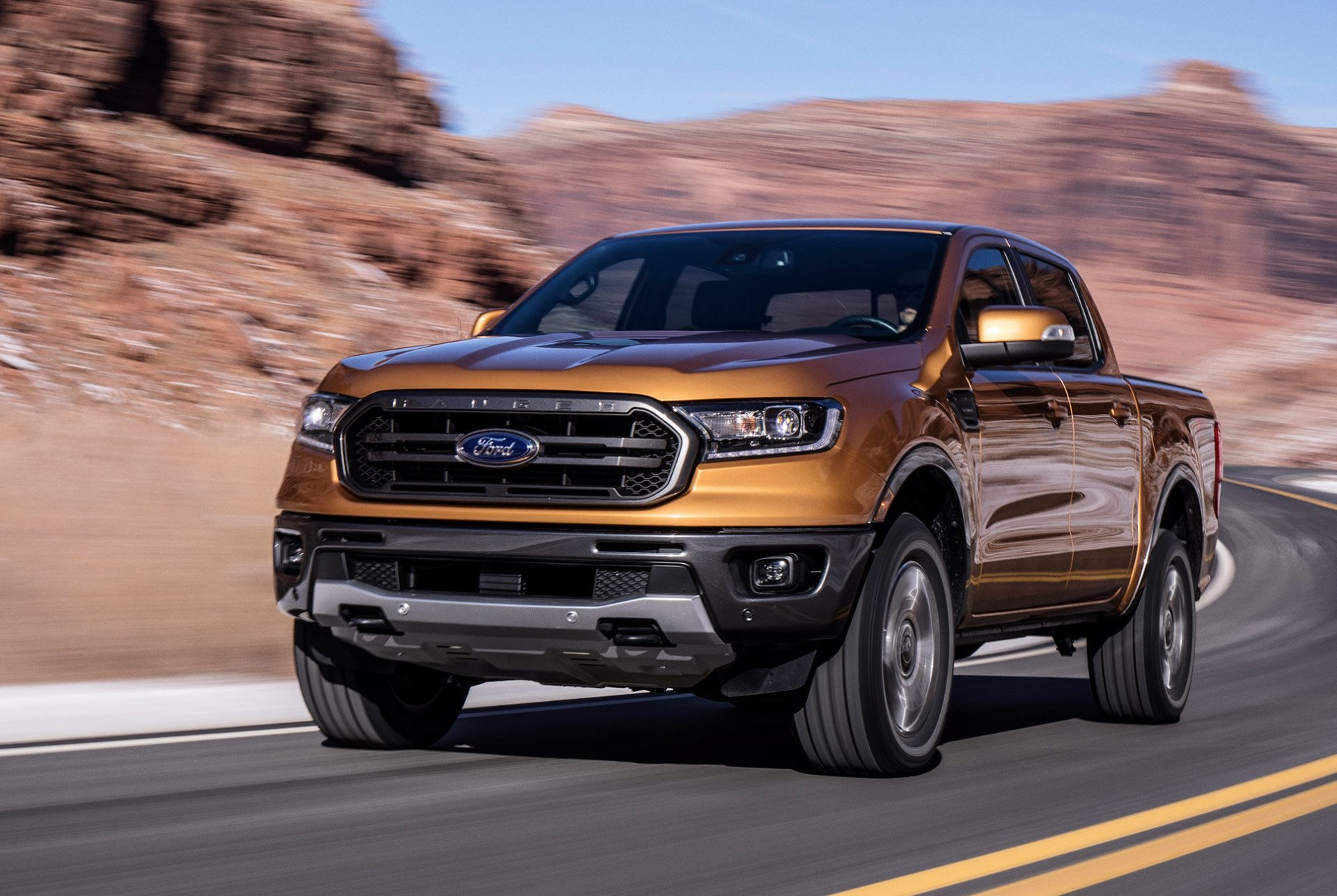 The 2019 Ford Ranger Finally Gets Real 30