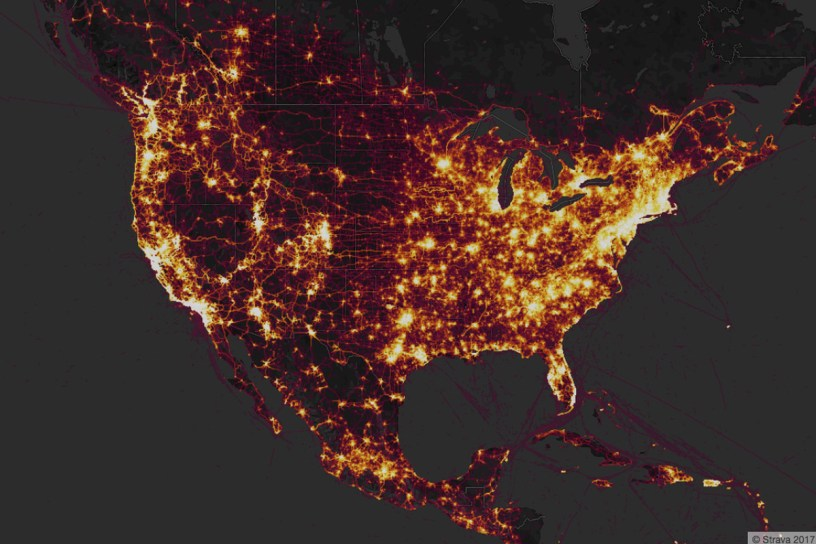 Recommended Reading: Strava Fitness App Can Reveal Military Sites, Analysts Say