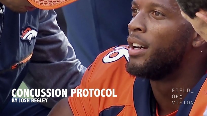 'Field of Vision – Concussion Protocol' A Powerful Video on Concussions in the NFL