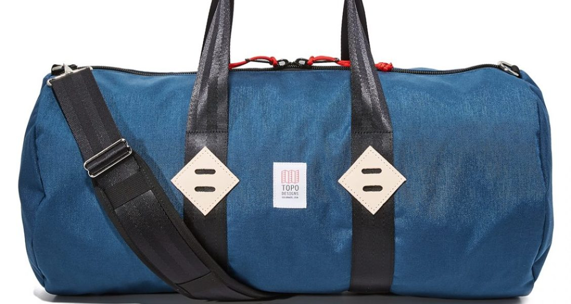 Get a Great Deal on a Topo Designs Classic Duffle Bag 1