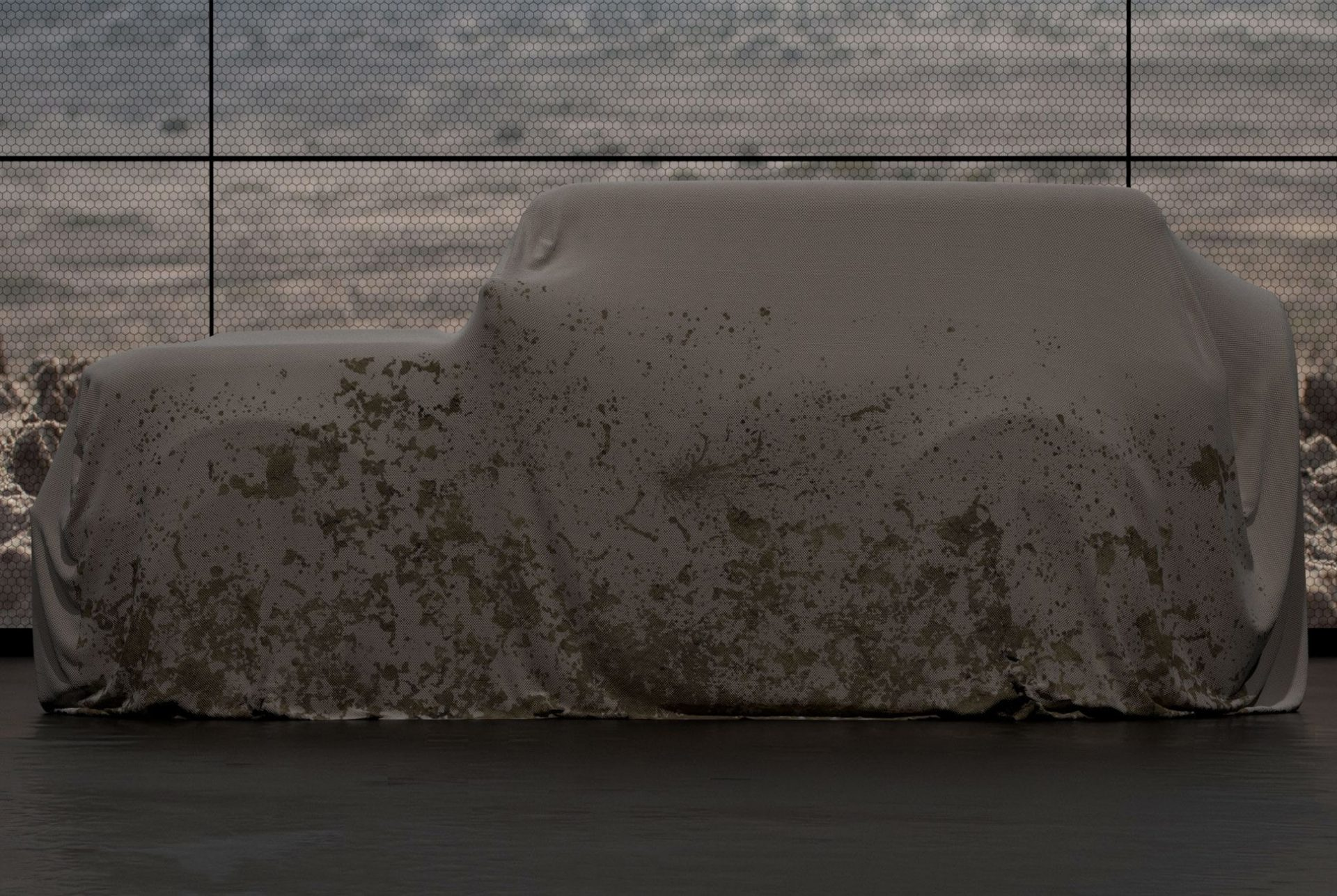 Our First Look at the 2020 Ford Bronco is a Real Tease 2