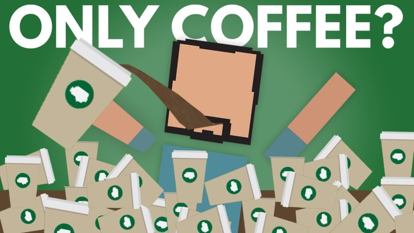The Effects of Drinking Way Too Much Coffee