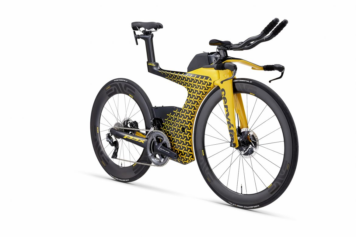 Cervelo collaborates with Lamborghini on limited edition P5X 5
