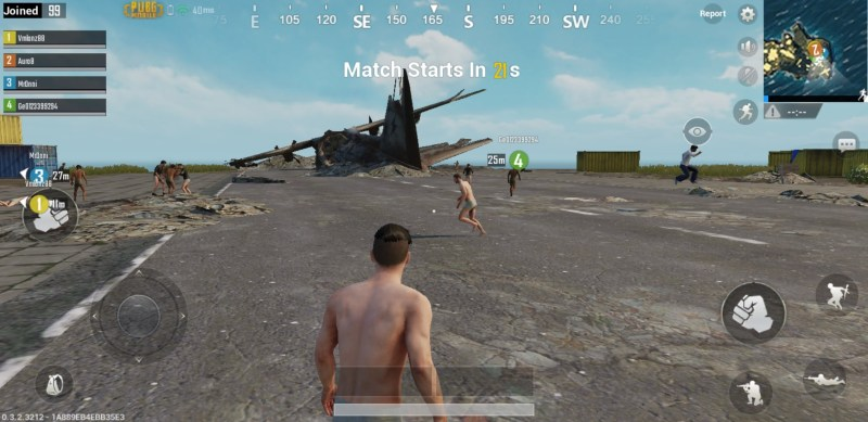 PUBG and Fortnite go Mobile 2