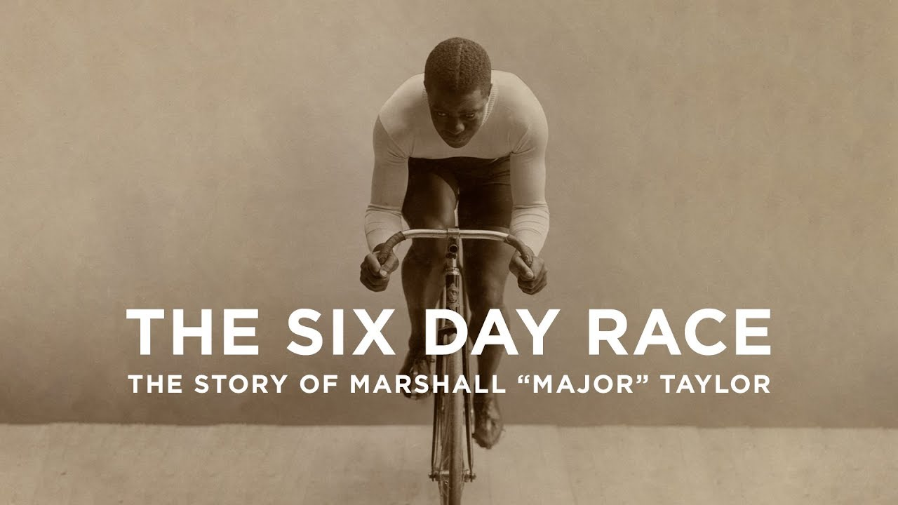"The Story of Marshall ""Major"" Taylor 12"