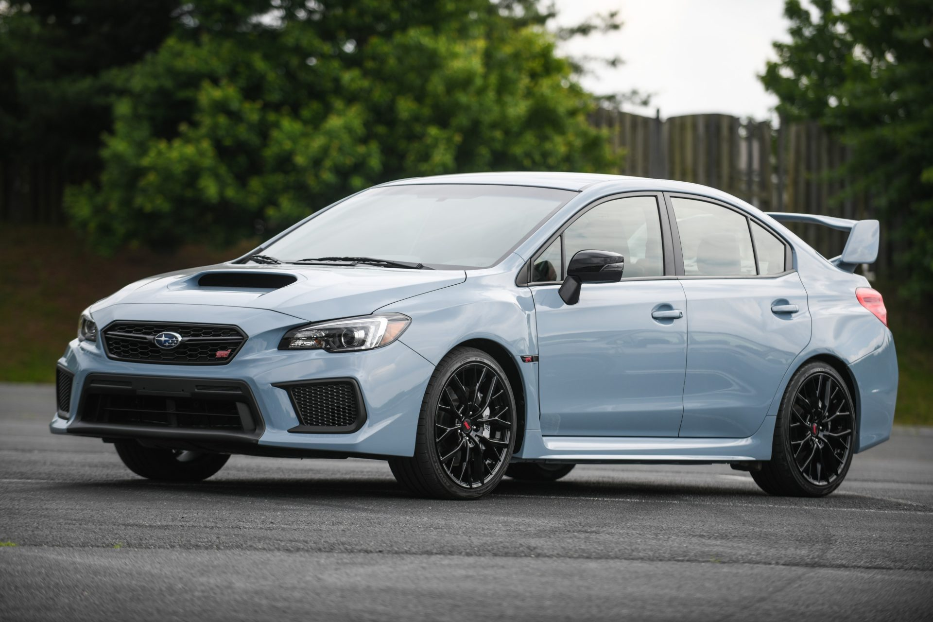 The New Special Edition Subaru STI Should be the Standard 3