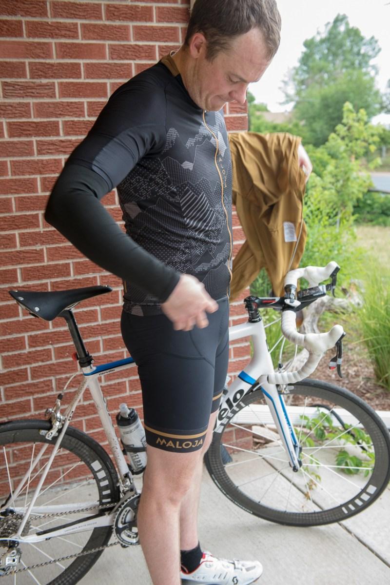 Maloja Summer 2018 Road Cycling Kit Review 8