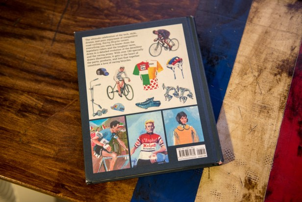 'Racing Bicycles' Book Review - Cycling Explained with Art 10