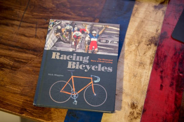 'Racing Bicycles' Book Review - Cycling Explained with Art 24