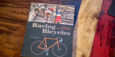 'Racing Bicycles' Book Review – Cycling Explained with Art