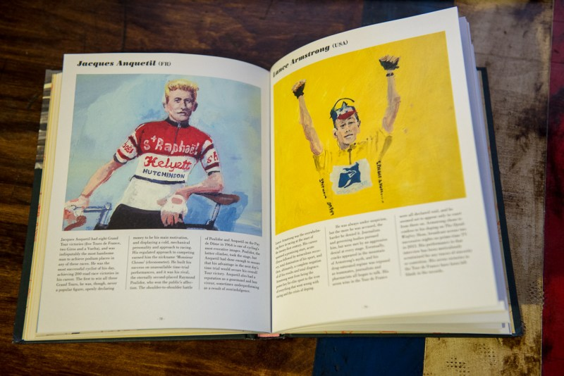 'Racing Bicycles' Book Review - Cycling Explained with Art 6