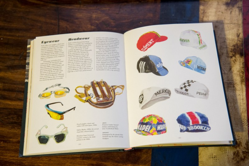 'Racing Bicycles' Book Review - Cycling Explained with Art 5