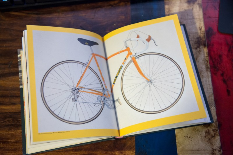 'Racing Bicycles' Book Review - Cycling Explained with Art 2
